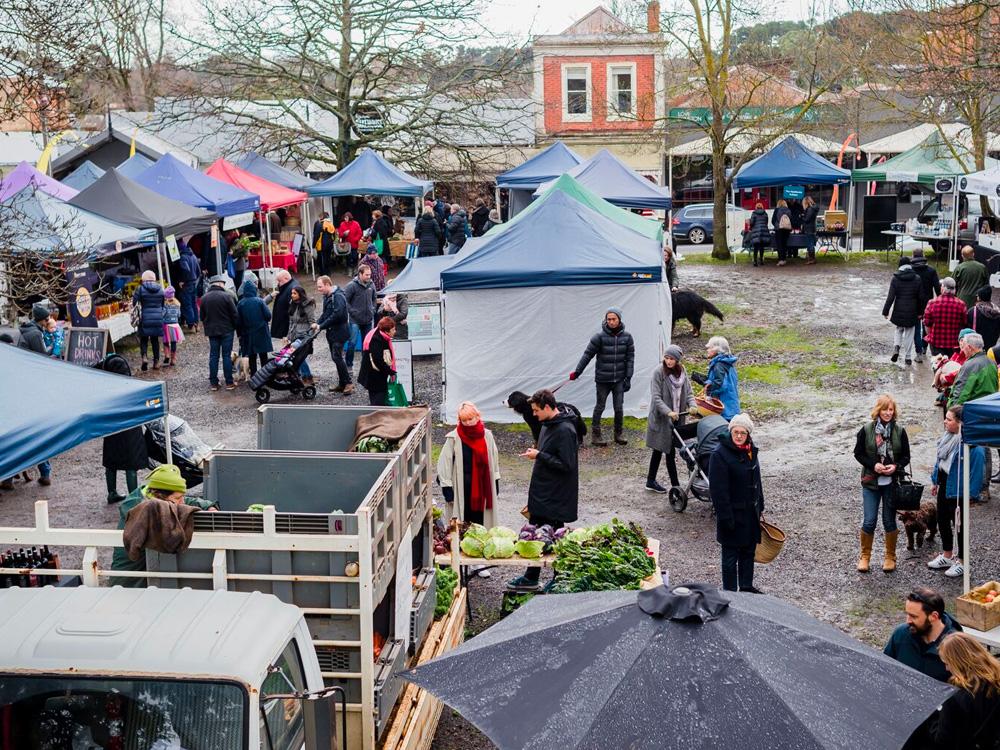 Kyneton Farmers Market